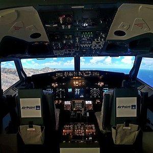 AirPoint | Boeing 737-800 Simulator