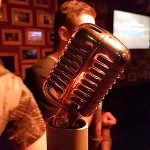 Photo of the microphone