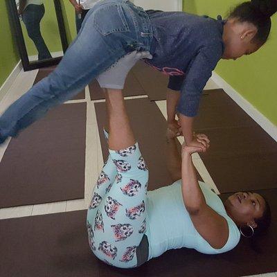 Kids Yoga Session