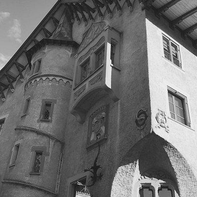 Alte Suidtersche Apotheke in Luzern