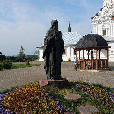 Памятник Герасиму Болдинскому