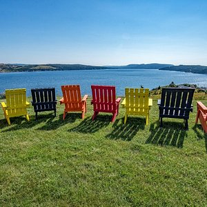 Pull up a chair and stay awhile at The Bayside Bed and Breakfast