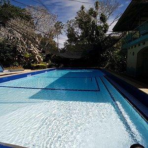 Cornell Swimming Pool