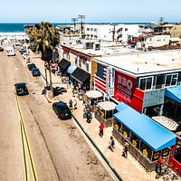 Serving some of the best BBQ, burgers and beer in San Diego, down in Mission Beach.