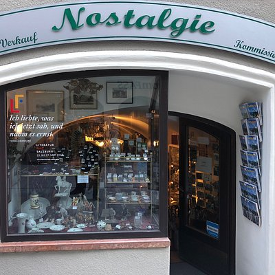 Nostalgie - free shipping worldwide if you buy for € 100.- or more in our shop