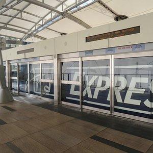 Aria Express Tram