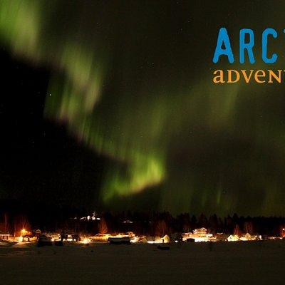 Experience the northern lights.