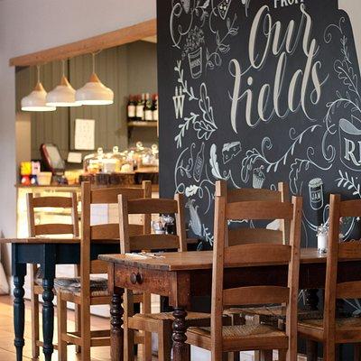 White Row Farm Cafe