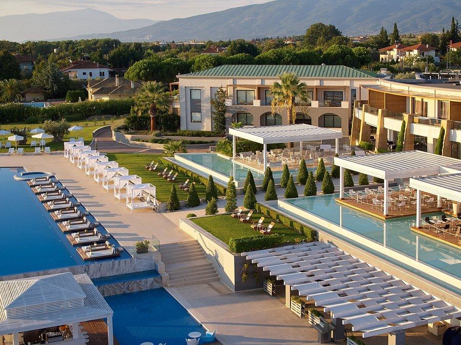 CAVO OLYMPO LUXURY HOTEL & SPA - ADULT ONLY $174 ($̶2̶0̶4̶) - Prices &  Reviews - Litochoro, Greece - Tripadvisor