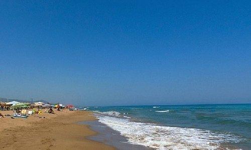 παραλία κακόβατου