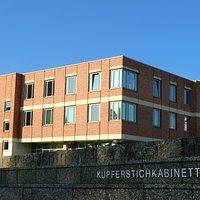 Das Kupferstichkabinett am Kulturforum © Staatliche Museen zu Berlin
