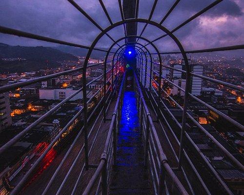 Salida Escaleras