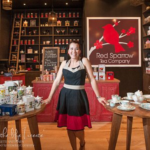 Visit our store. Taste our tea for free and discover our beautiful teas, teaware and gifts