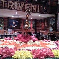 "TRIVENI BAR & RESTAURANT""Kerala & south Indian  cuisine at it's best!"""