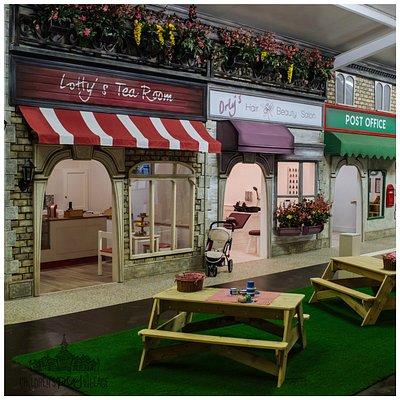 The Children's Play Village, Warwick