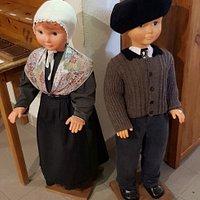 Jeune couple savoyard-savoisien