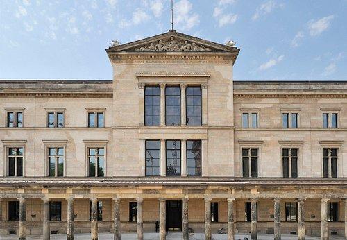 Neues Museum © Staatliche Museen zu Berlin / Achim Kleuker