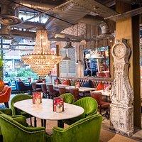 Newly refurbished Bill's Hammersmith