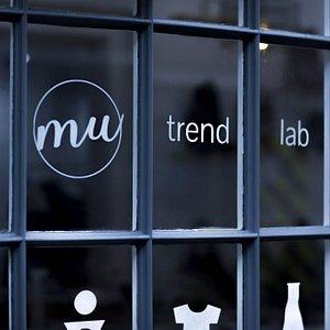Window Decoration of Mutrend Lab