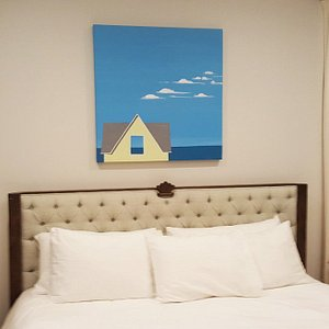 """""""Blue Horizon"""" installed in a Cape Cod home."""
