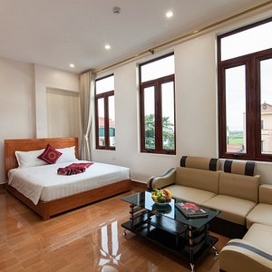 Private Double Deluxe With City View