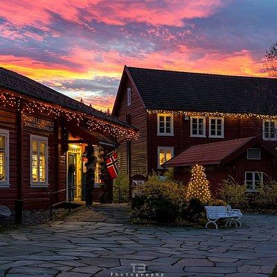 Christmas at Hadeland Glassverk