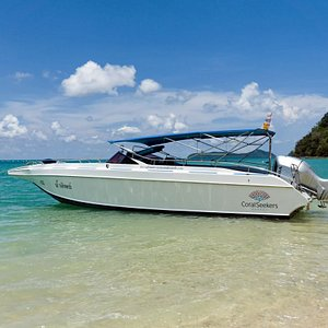 Coral Seekers Private Boat Charters