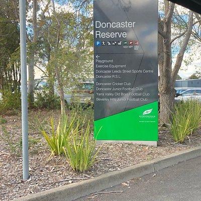 Doncaster Reserve