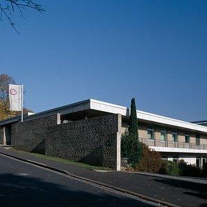 Das Museum Otto Schäfer wurde Mitte der 1960er Jahre als Wohnhaus erbaut