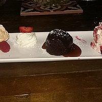 Dessert Combo