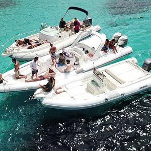 Egadi Boating