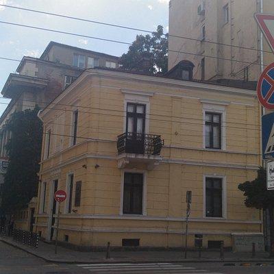 Къща-музей Иван Вазов на одноименной улице