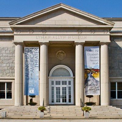 Museum facade