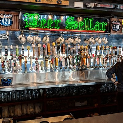 The Beer Sellar