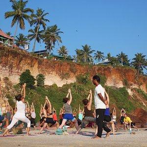 Yoga Teacher Training in Kerala, Rishikul Yogshala