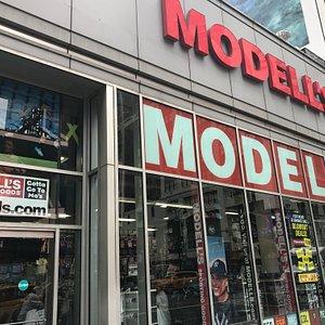 Modelle's