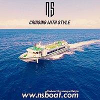 Exclusive fast boat transfer from Bali to Lembongan, Penida & Gilis