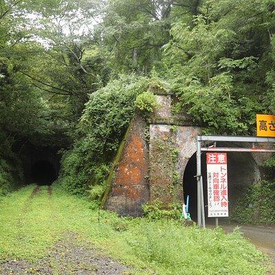 山中トンネル