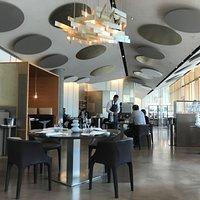 Sala pranzo Ristorante Berton