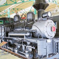 1906 geared locomotive