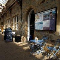 Gourmet Coffee Bar & Kitchen, Wrexham General Station
