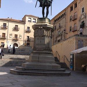 Héroe de Segovia