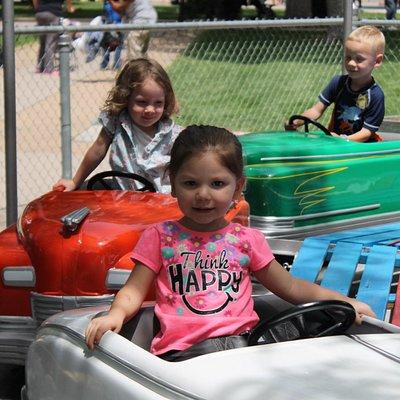 The car ride at The Rides at City Park