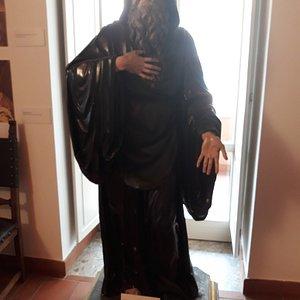 Statua s. Francesco  di Paola
