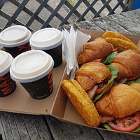 BLT combo for breakfast $10.00