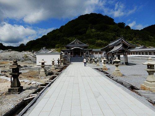 Mt. Osore Bodaiji Temple