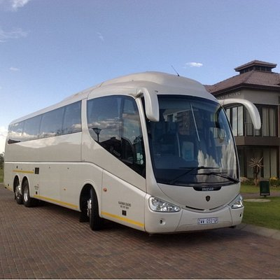 Luxury 44/60 seat buses for events, conferences, shuttle needs