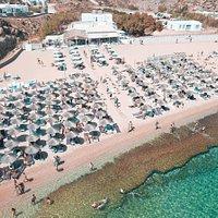 Beach overview