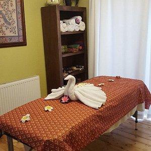 my massage room