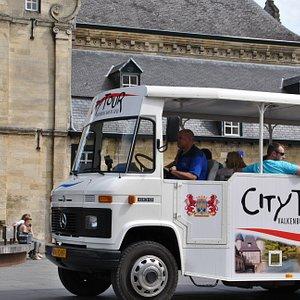 City Tour op het Dorrenplein